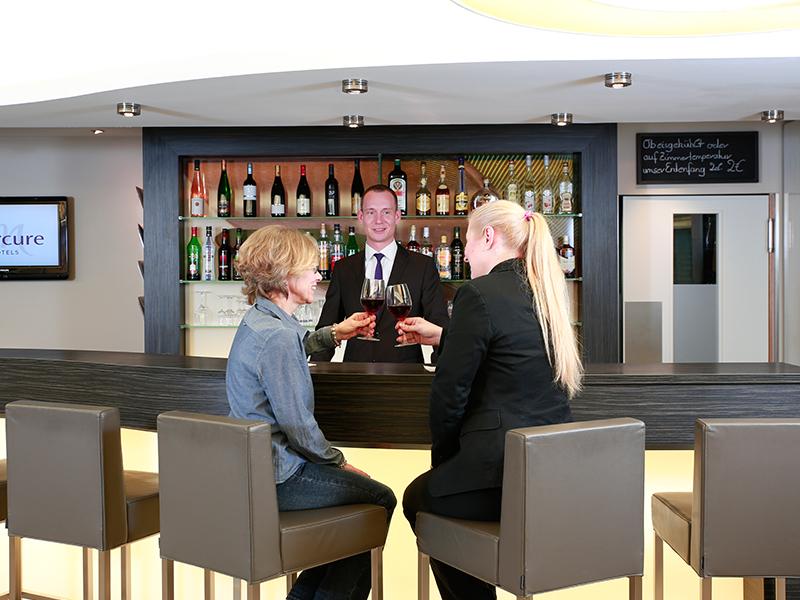 Mercure Hotel Hannover Entenfang